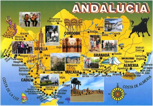 Travels in Andalucia