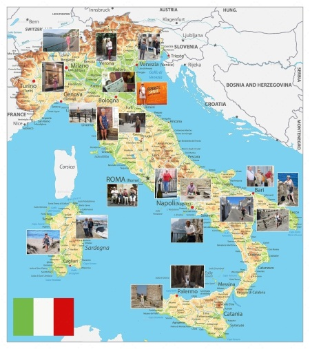 Italy Visited