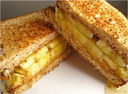 1954 Banana Sandwich
