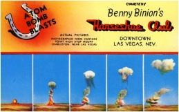 1954 Nuclear Testing 1