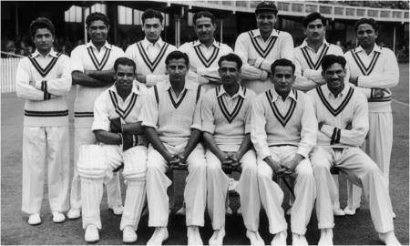 1954 Pakistan Tourists