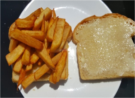 1954 chip butty