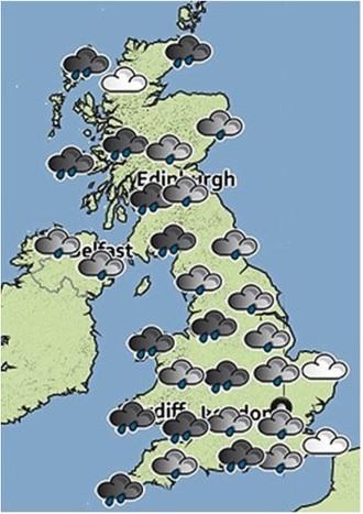 1954 weather-forecast