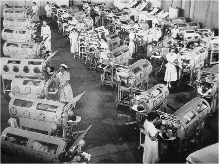 1955 iron lung