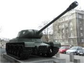 1956 soviet tank