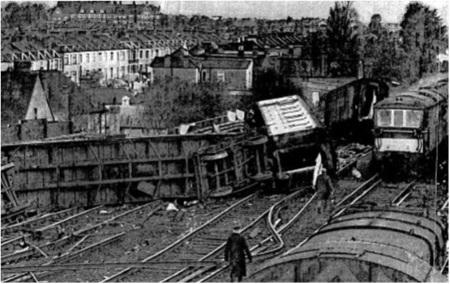 1957 lewisham rail crash