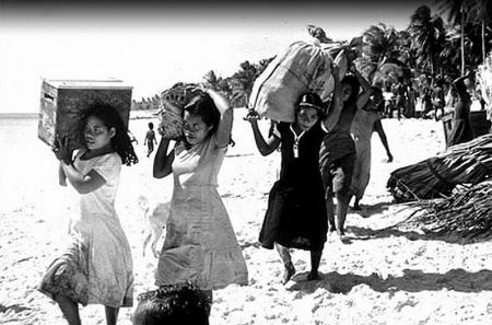 Bikini Atoll evacuation