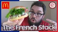 Mcdonalds french stack