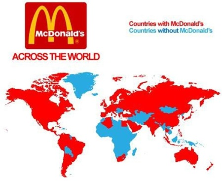 mcdonalds world