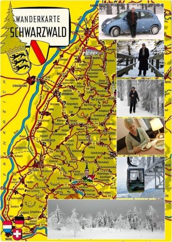Black Forest Postcard