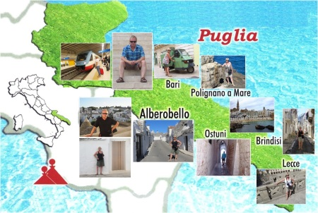 Postcard From Puglia