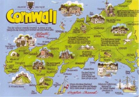 12 Cornwall
