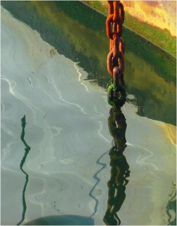 Mevagissey Reflection 09
