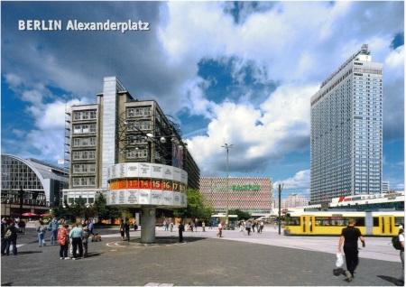 Alexanderplatz postcard