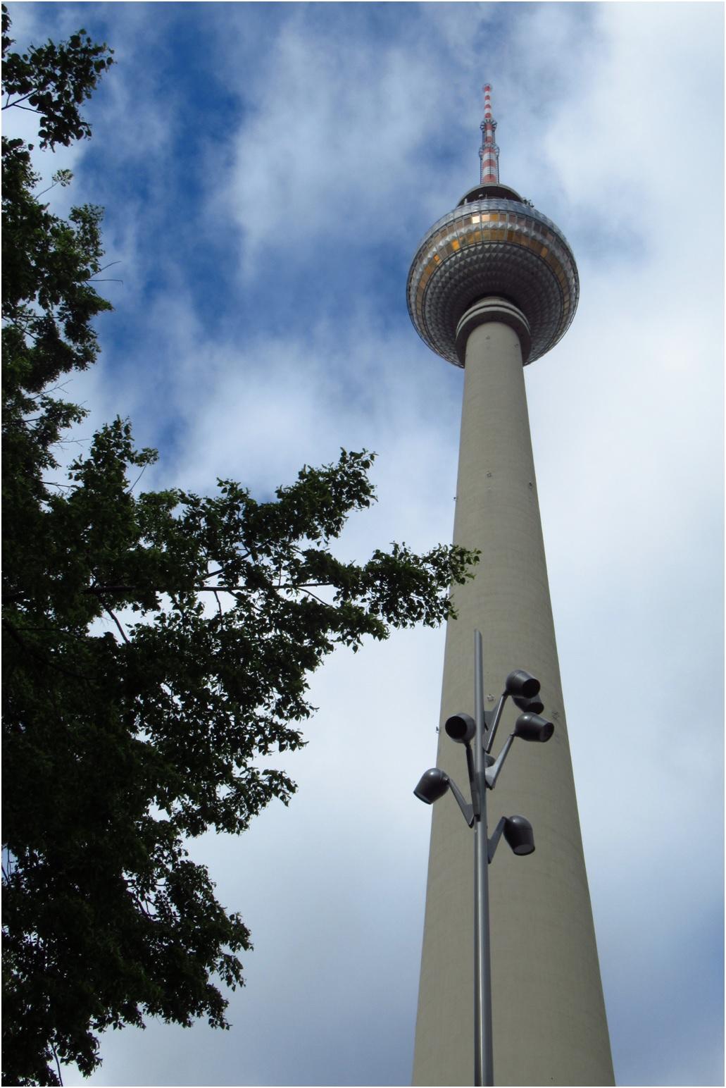 Alexanderplatz Tower