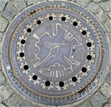 Berlin Drain Cover
