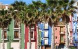 Coloured Houses Villajoyosa
