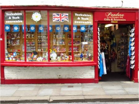 York Souvenir Shop