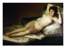 Goya Nude