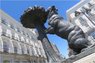 Madrid Bear