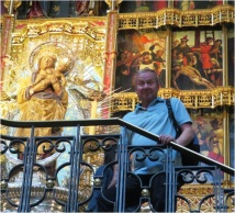 Madrid Cathedral Interior 2