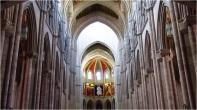 Madrid Cathedral Interior 3