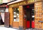 Madrid Oldest Restaurant