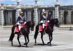 Madrid Palace Guard