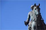 Madrid Statue King