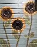Shed Mural