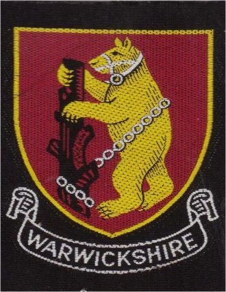Warwickshire Bear