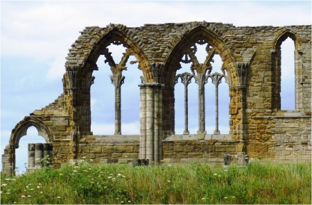 Whitby Abbey 01