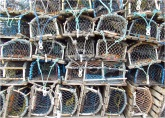 Whitby Lobster Pots