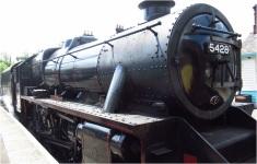 Yorkshire Steam Engine
