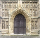 Beverley Minster Door