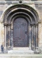 Bridlington Priory Door