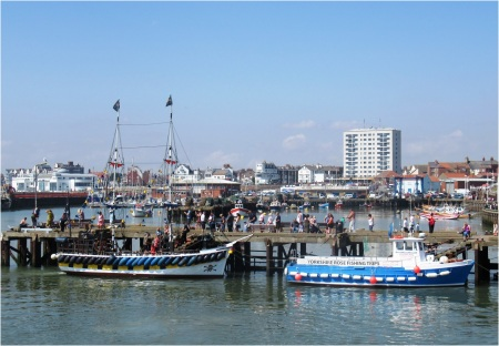 Bridlingtonn Harbour
