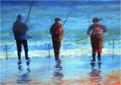 Fishing Mural