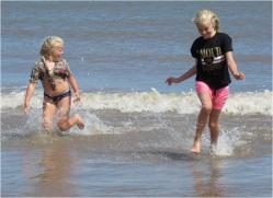 Hornsea Beach
