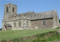 Skipsea Church