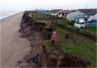 Skipsea erosion defiance