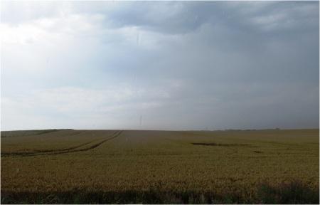 Skipsea Rain