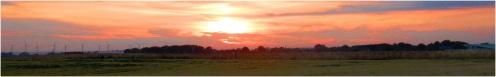 Skipsea Sunset
