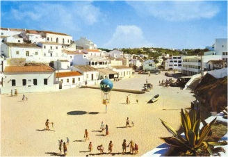 Old Carvoeiro