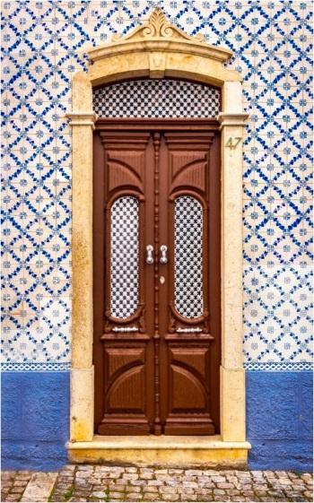 Albufeira Door 03