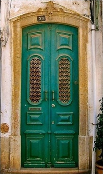 Albufeira Door 04