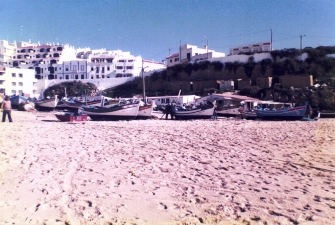 Algarve Beach & Boats