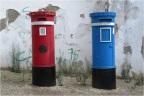 Beja Letter boxes