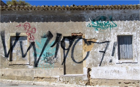 Carvoeiro Graffiti