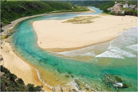 Odeceixa Beach